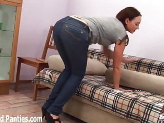 Cat doll dont i need pussy Dont i look amazing in these super tight jeans