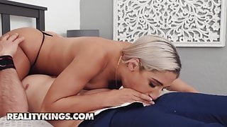 Sneaky Sex - Abella Danger - Bound To Be A Happy Birthday