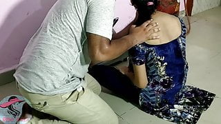 husband fucked Priya in the kitchen while everybody was at home