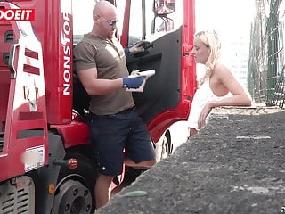 California sex stops truck - Letsdoeit - truck stop quickie. i fucked a helpless babe