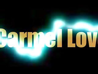 Carmel black nude - Carmel love carmel showers