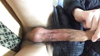 My uncut cock foreskin :)