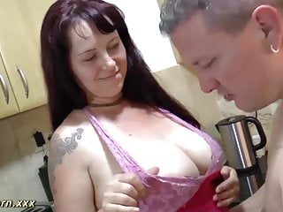 Busty chubby housewife Chubby housewife rough fucked
