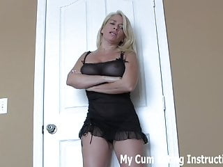 Bdsm neighbor The hot neighbor makes you eat your own cum cei