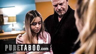 PURE TABOO Punished Teen Impregnated By Stranger
