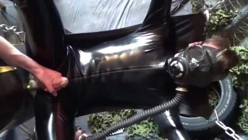 Rubber Gay Fuck