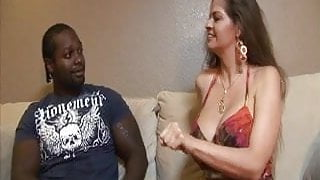 MILF Whore Loves Big Black Cock