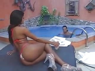 Pool swimming sex video - Beautiful sex swimming pool