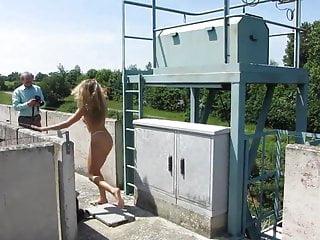 Amateur nudist photographs - Rendez vous avec un photographe en foret
