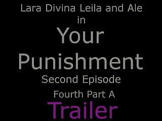 Teen titan episode 60 part 2 Your punishment episode 2 part 4 - foot domination