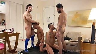 OF - Rico Marlon Orgy