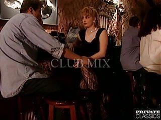 Videos night club sex Orgy in the night club