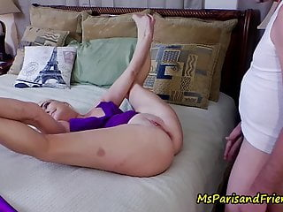 Really fuck ass Paris really loves her ass fucked