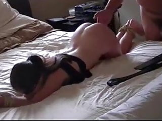 More pleasure for him - Submissive girlfriend punishment for more pleasure