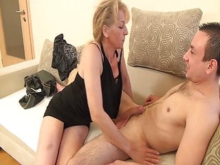 Grandmom fucking son videos - Horny grandmom seduced by her stepson