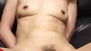 Sexual desire processing wife
