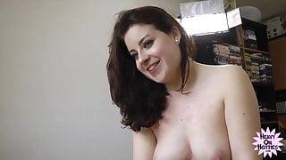 Curvy Babe Enjoys Rough Sex Session