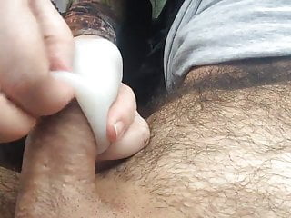 Tenga sex toy video - Test tenga eeg handjob