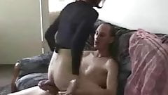 CD Fucking In Her First Porn Video