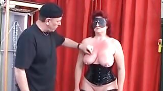 I am Pierced Slave with pussy piercing Anal with bottle