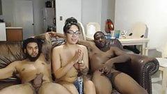 Sexy Webcam 3way