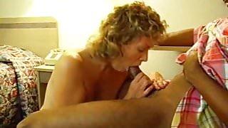 older blonde wife with glasses tace multiple black men.mp4