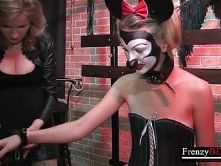 Hogtie bondage powered by phpbb Frenzybdsm lesbian power fantasies got fulfilled