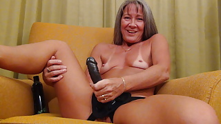 Strap On JOI with Leilani