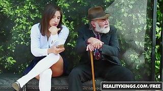 RealityKings - Teens Love Huge Cocks - Abella Danger Bill Ba