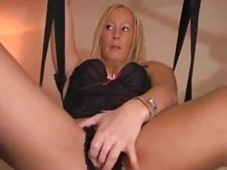 Uk fat slut Uk swinger slut on swing 3 guys