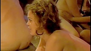 Shy Blonde ENF - Stripped and Nude on Stage