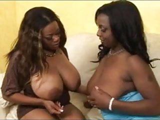 Ms black nude Ms. panther - black girl-girl scene.