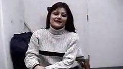 retro 1990s indian teen cheyanne sweatermeat facial
