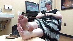 bbw cute feet
