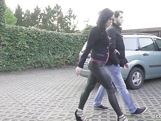 Anna leigh porn German teen anna get first time fuck and fisting in porn