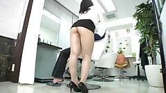 Beautiful Japanese Pantyhose Girl