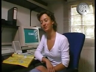 Hot office matures Hot office girl fingers her pussy and sucks cock