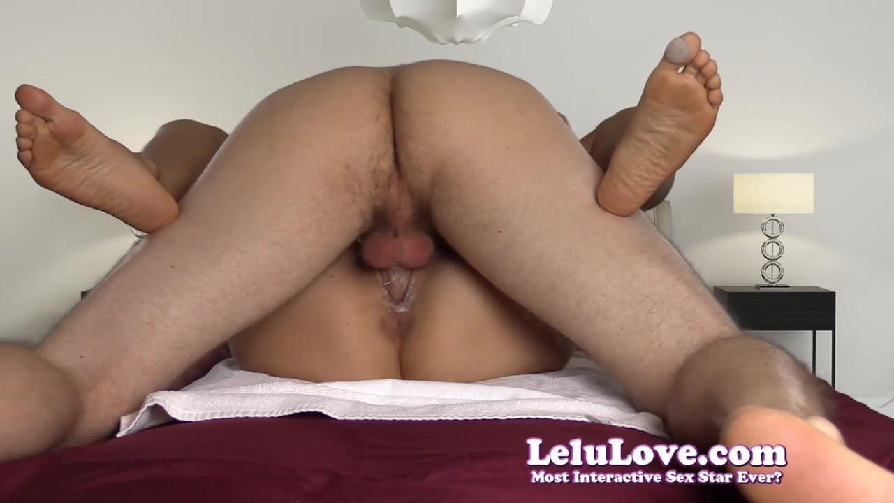 Latina Creampie Close Up