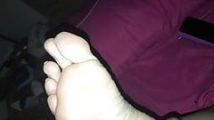 Fucking feet