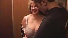 Granny with massive tits, Pt 1