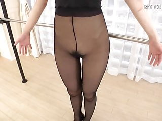 Pantyhose video tgp Uncensored pantyhose ballerina dancer uncensored fetish