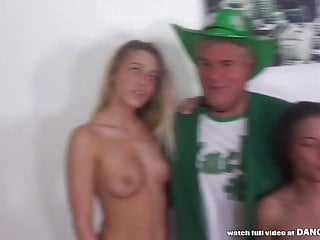 Virgin and porno Hungarian babes fuck a fan and porno dan