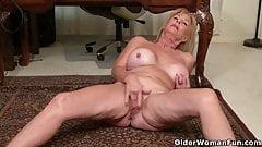An older woman means fun part 17