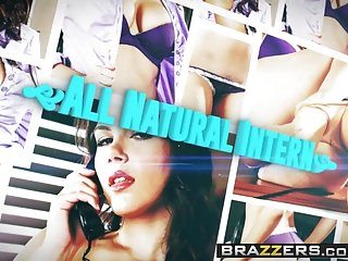 How a motor works internal sex - Brazzers - big tits at work - all natural intern scene starr