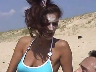 Cindy margolis anal - Cindy on beach n15