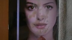 Facial Tribute for Anne Hathaway