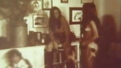 Groupie Girls Make Men Fuck Them Hard (1960s Vintage)