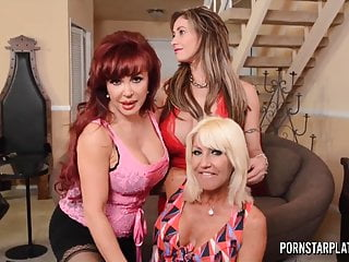 And sexy Pornstarplatinum - eva notty, tara holiday and sexy vanessa