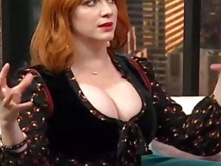 Jenny hendricks anal Christina hendricks - the best cleavage ever