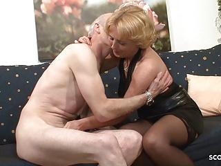 German grandma porn